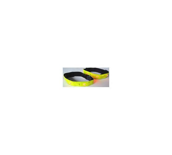 Bracelets avec diodes EN 13356