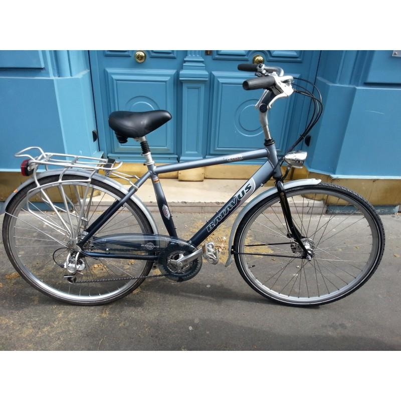 Velo Hollandais Batavus Jakima Homme Au Reparateur De Bicyclettes